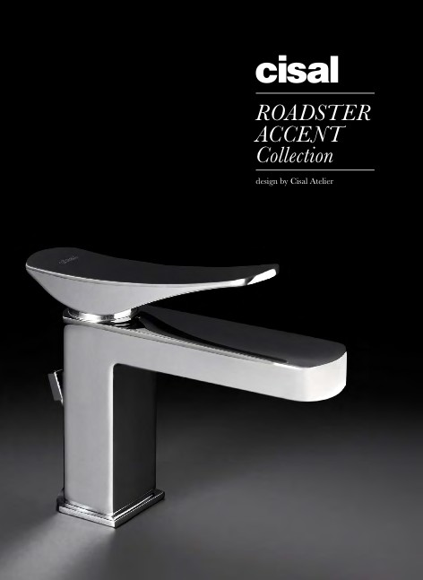 Cisal - Catalogo ROADSTER ACCENT Collection