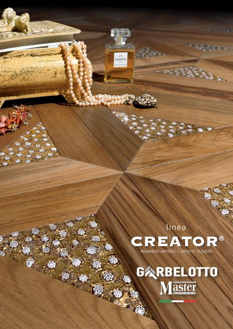Garbelotto - Catalogo Creator