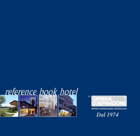 General d'Aspirazione - Catalogo Book referenze hotel