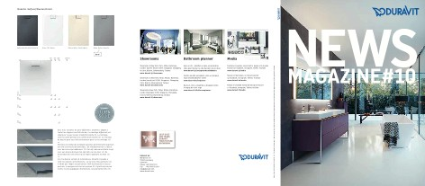 Duravit - Catalogo News Magazine #10