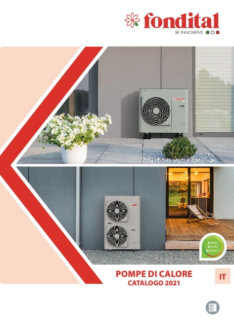 Fondital - Catalogue POMPE DI CALORE