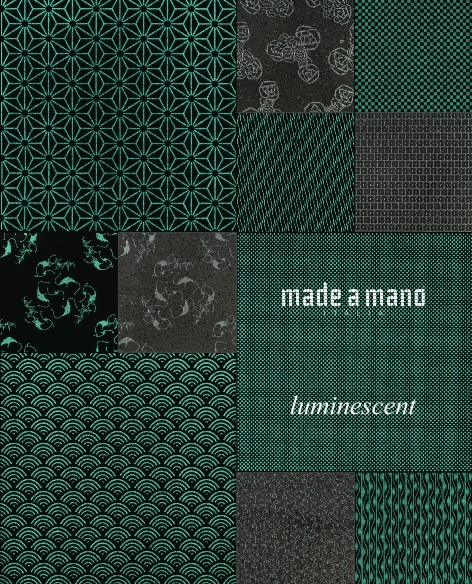 Made a Mano - Catalogo Luminescent