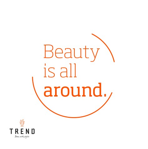 Trend - Catalogo Beauty Is All Around