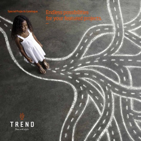 Trend - Catalogo Special Projects