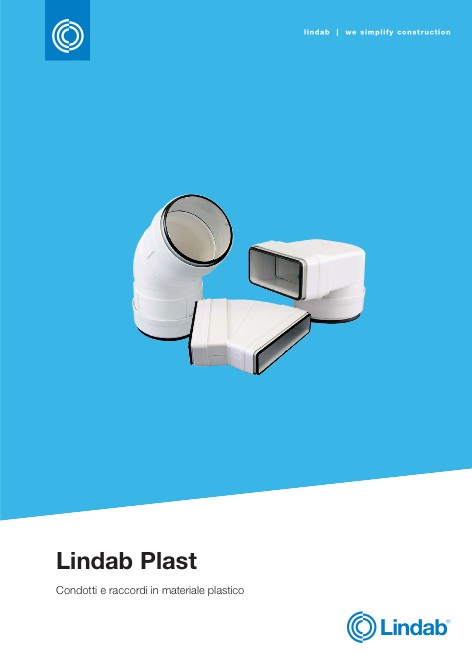 Lindab - Catalogue Plast