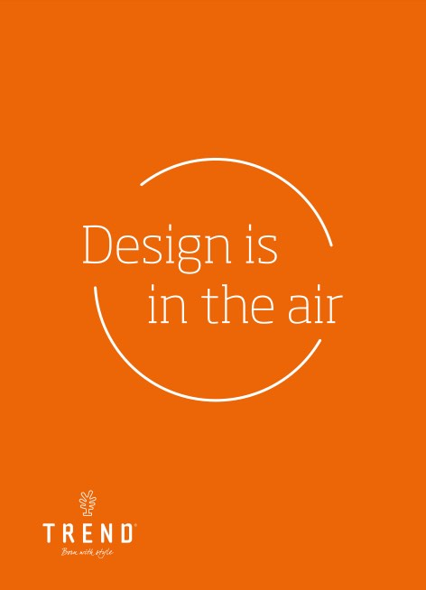 Trend - Catalogo DESIGN IS IN THE AIR