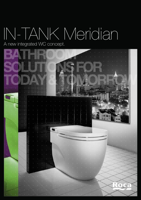 Roca - Catalogo In-Tank Meridian