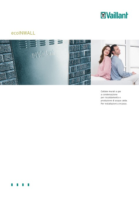 Vaillant - Catalogue Ecoinwall