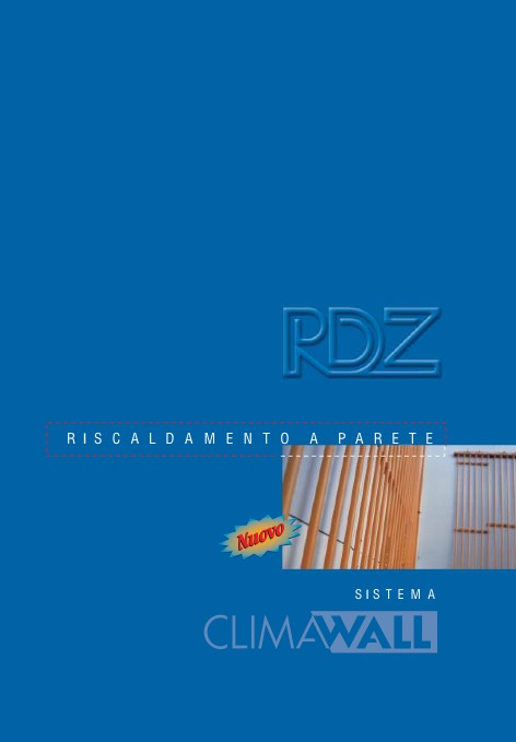 Rdz - Catalogo Climawall