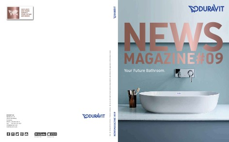 Duravit - Catalogo News Magazine #09