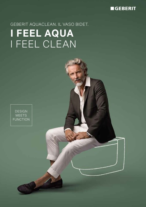 Geberit - Catalogo AQUACLEAN