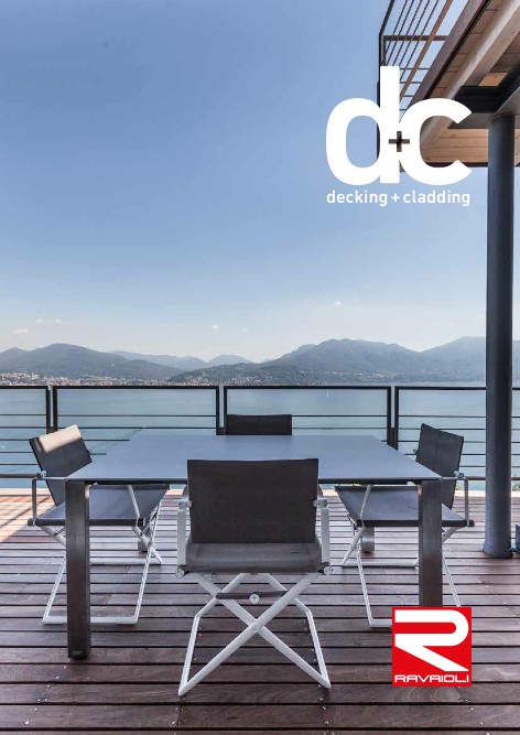 Ravaioli - Catalogo Decking+Cladding