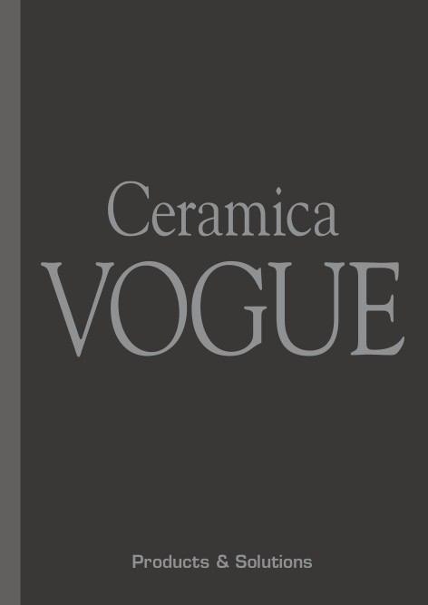 Vogue - Catalogo PRODUCT & SOLUTIONS