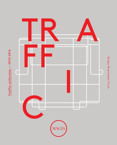 Magis - Catalogo Traffic collection — 2013/2016