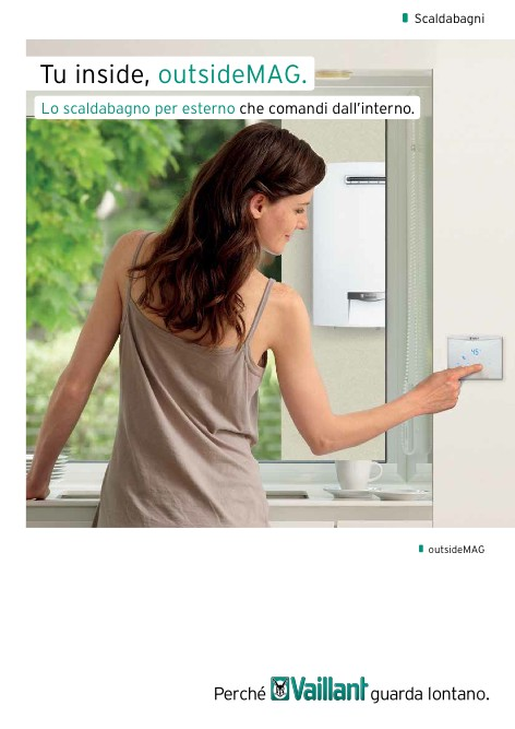 Vaillant - Catalogue Outsidemag