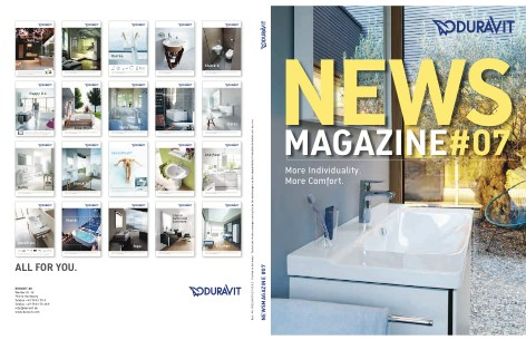 Duravit - Catalogo News Magazine #07