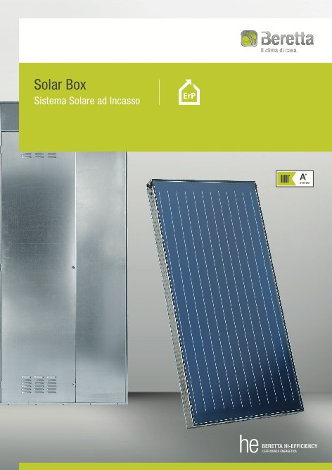 Beretta - Catalogo Solar Box