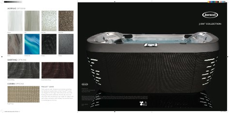 Jacuzzi - Catalogo J-500 Collection