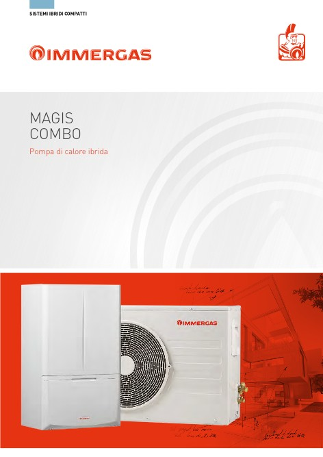 Immergas - Catalogo MAGIS COMBO (agg.to 06/2018)