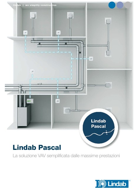 Lindab - Catalogue Pascal