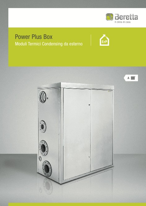 Beretta - Catalogo Power Plus Box