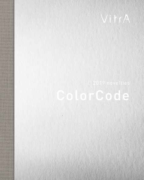 Vitra - Catalogo Color code 2019
