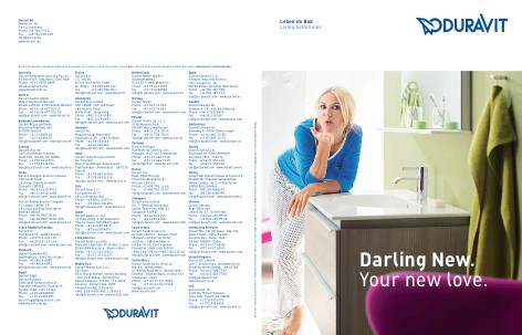 Duravit - Catalogo Darling New