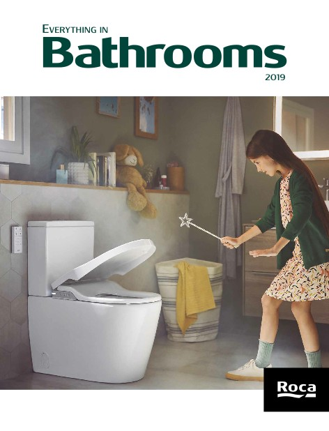 Roca - Catalogo Bathrooms 2019