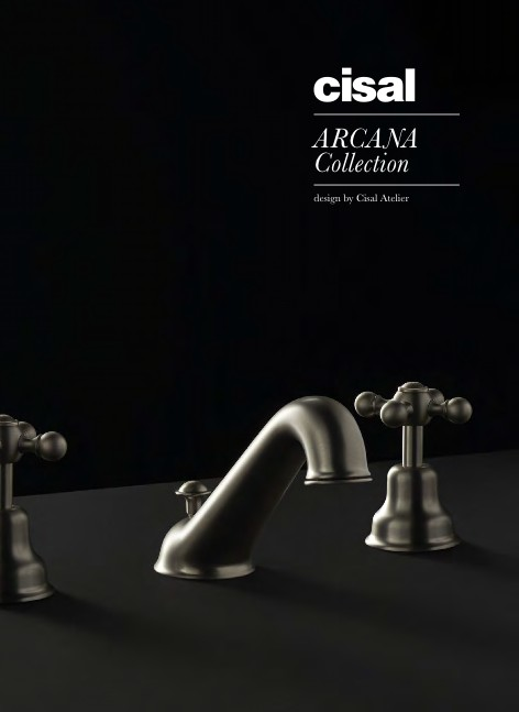 Cisal - Catalogo ARCANA Collection