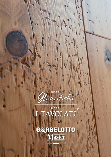 Garbelotto - Catalogo I Tavolati