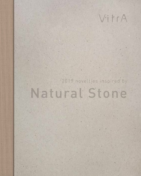 Vitra - Catalogo Natural stone 2019