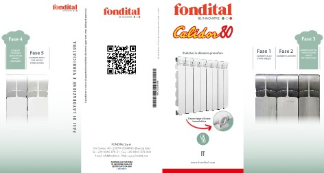 Fondital - Catalogue Calidor 80